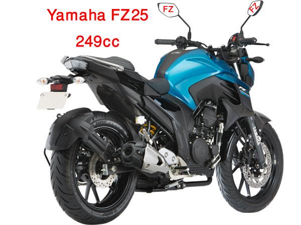 yamaha fzs price in nepal  yamaha fz25 sports bike 249cc